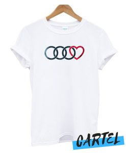 3 Audi Rings awesome T-Shirt