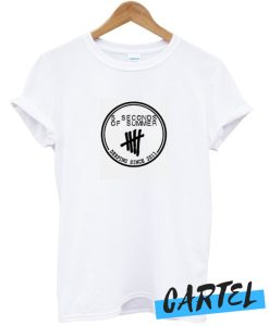 5 secound of summer awesome t shirt