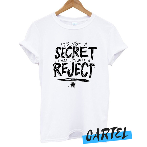 5SOS Secret Reject awesome T shirt