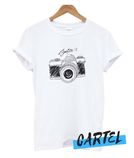 Smile Photo awesome T Shirt