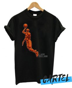 Basket I Love This Game awesome T shirt