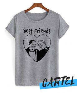 Best Friends - Barack Obama and Joe Biden awesome T shirt