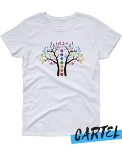 Chakra Tree of Life - Chakras Symbol Meditation Yoga awesome T shirt