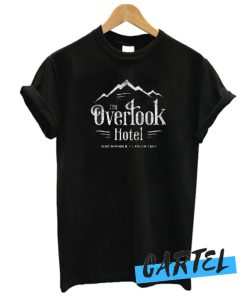 The Overlook Hotel awesome T-Shirt (worn look)