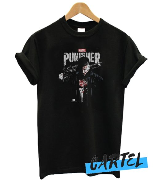 The Punisher Jon Quesada Cover Art awesome T-Shirt