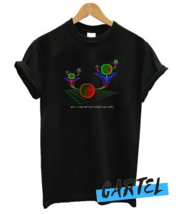 WORMHOLES awesome t-shirt