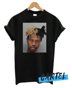 Xxxtentacion Tiger Woods Mugshot Xxxtigercion awesome T shirt