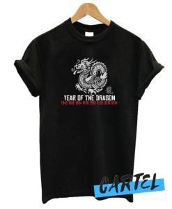 Year of The Dragon awesome t-shirt