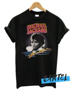 1982 MICHAEL JACKSON THRILLER awesome T shirt