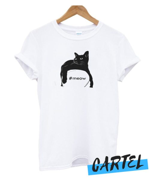 Black Cat awesome T Shirt