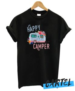 Happy Camper awesome T-Shirt