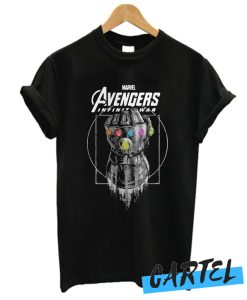 Infinity War Gauntlet awesome t-shirt
