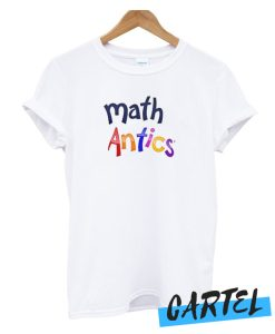 Math Antics awesome T Shirt