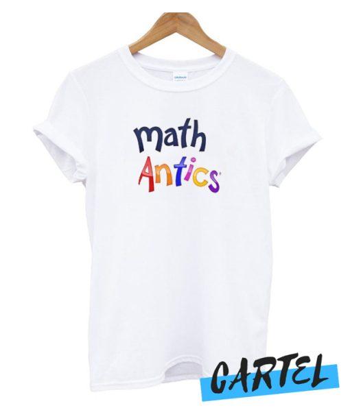 Math Antics awesome T Shirt