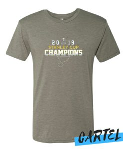 2019 Stanley Cup Champions St Louis Blues awesome T shirt
