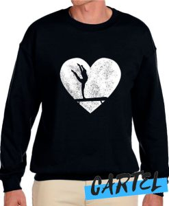 Acrobatics Heart awesome Sweatshirt
