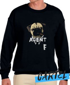 Agent F MIB awesome Sweatshirt