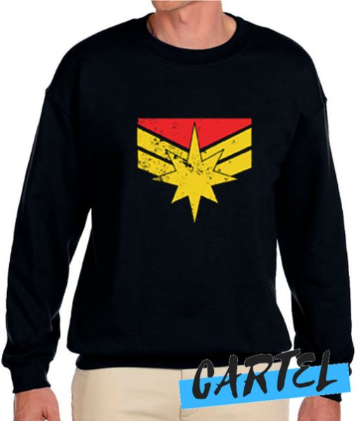 Captain Marvel awesome Sweatshirt