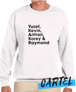 Exonerated 5 awesome Sweatshirt