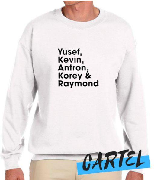 Exonerated 5 awesome Sweatshirt