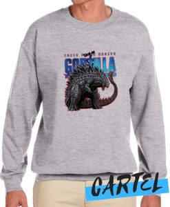 Godzilla King of the Monster awesome Sweatshirt