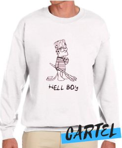 Hellboy Devi awesome Sweatshirt