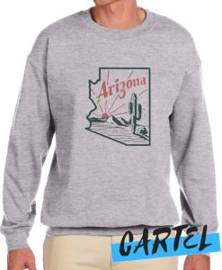 VINTAGE STYLE ARIZONA awesome Sweatshirt