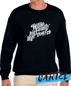 Willie Nelson Exclusive Vintage awesome Sweatshirt