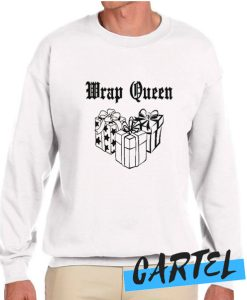 Wrap Queen awesome Sweatshirt