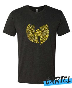 Wu-Tang 20 Years Anniversary awesome T-shirt