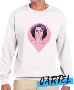 Young Trudeau awesome Sweatshirt