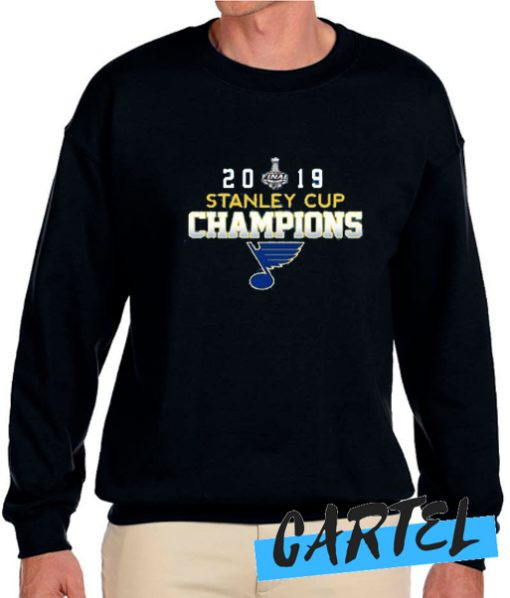 2019 Stanley Cup Champions St Louis Blues awesome Sweatshirt