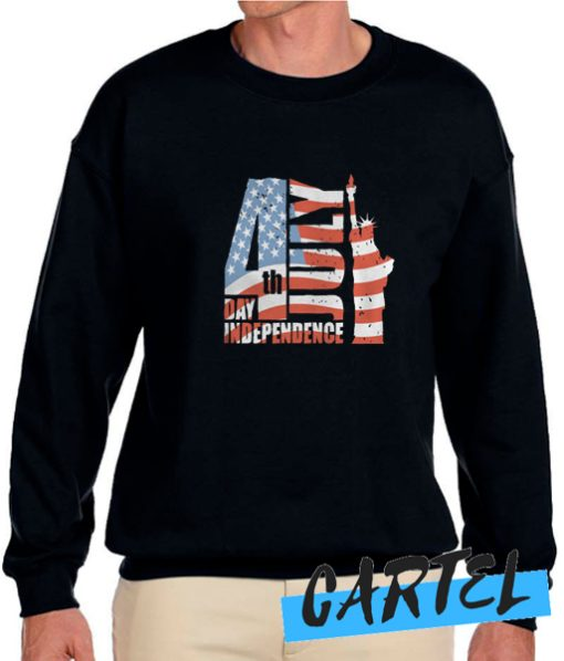 4th July Day Independence awesome Sweatshirt