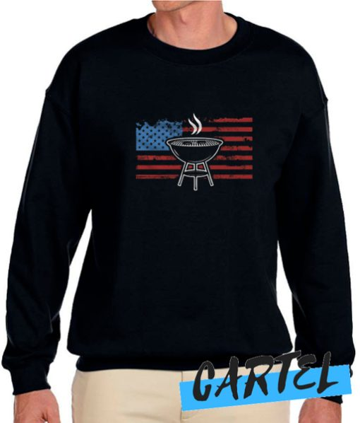 4th of July awesome Sweatshirt