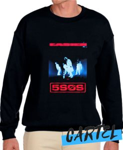5sos Easier awesome Sweatshirt