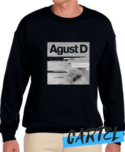 Agust D Suga Album awesome Sweatshirt