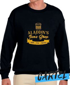 Aladdin's Jam Shop awesome Sweatshirt