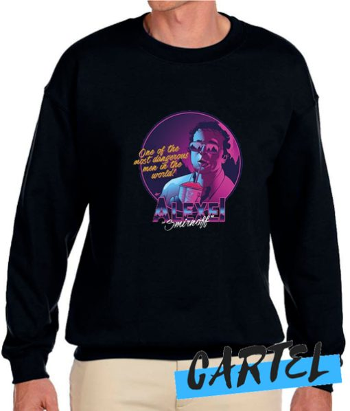 Alexei Stranger Things awesome Sweatshirt