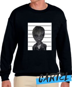 Alien awesome Sweatshirt