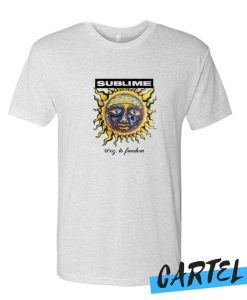 Sublime 40 Oz To Freedom awesome T Shirt
