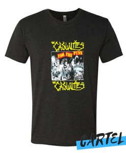 The Casualties awesome T Shirt