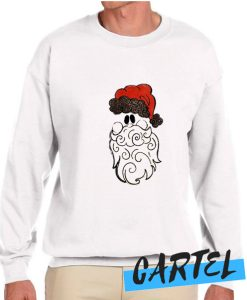 Vintage Santa awesome Sweatshirt