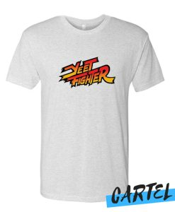 YEET FIGHTER PARODY awesome T-SHIRT