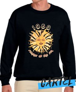 1969 Summer Of The Sun awesome Sweatshirt