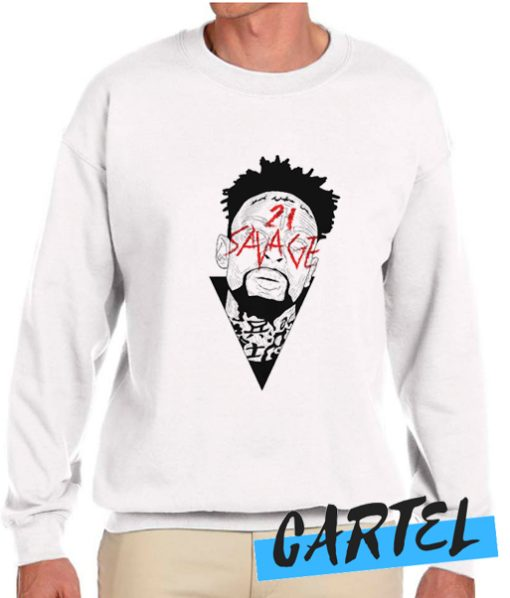 21 Savage Graphic awesome Sweatshirt