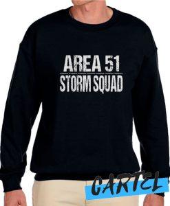 Area 51 Storm Squad awesome Sweatshirt