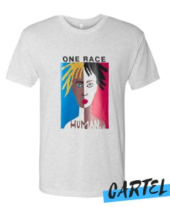 One Race Human awesome T Shirt
