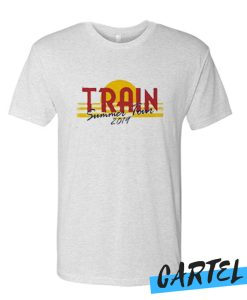 Train Summer Tour 2019 awesome T Shirt