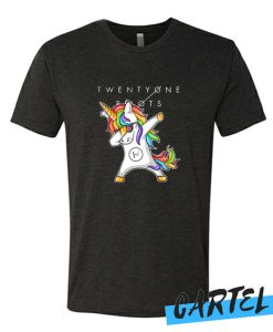 Twenty One Pilots Unicorn Dabbing awesome T Shirt