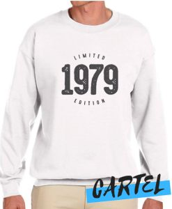 Vintage 1979 Limited Edition awesome Sweatshirt